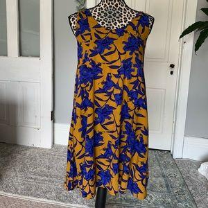 H&M Floral Sleeveless Tunic